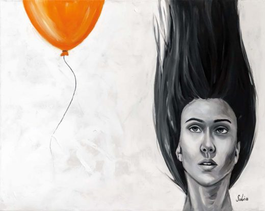 """Sobia Shuaib The Unexpected 16"""" x 20"""""""