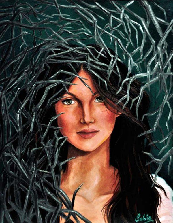 """Sobia Shuaib Youth & Time 16"""" x 20"""""""