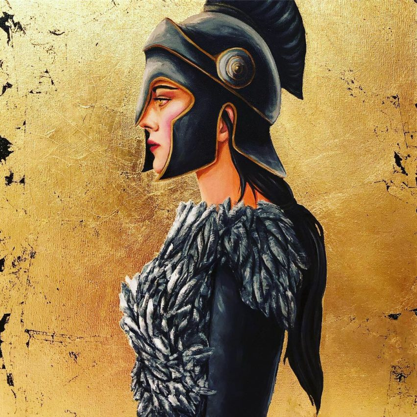 NL Sobia Shuaib Warrior Princess of the Raven Clan 03