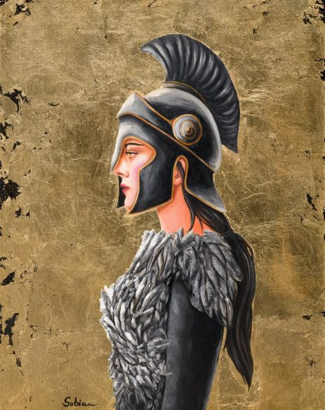 Sobia Shuaib Warrior Princess of the Raven Clan
